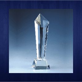 Glass Trophy 300mm