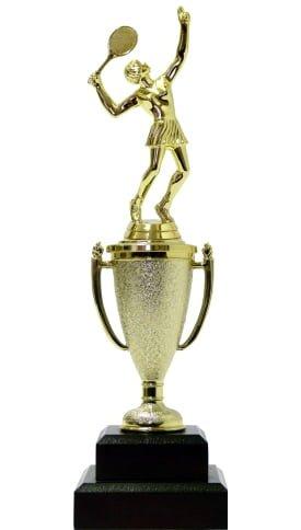 Tennis Female Trophy 280mm