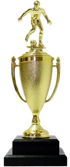 Soccer Male Trophy 365mm