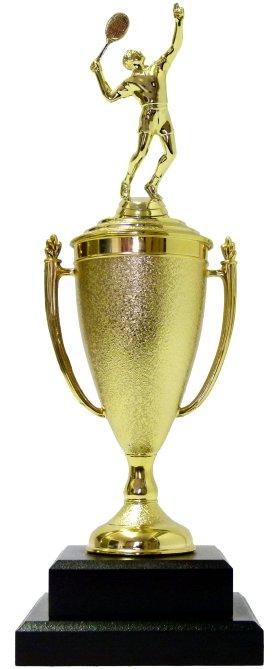 Tennis Male Trophy 380mm