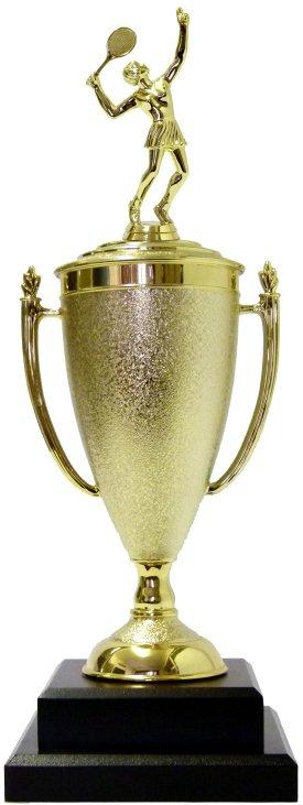 Tennis Female Trophy 420mm