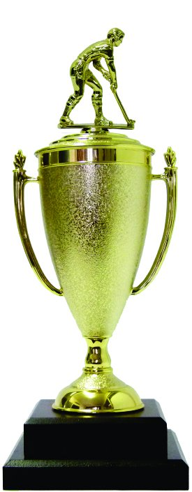 Hockey Male Trophy 370mm