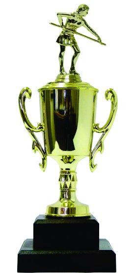 Pool Female Trophy 330mm