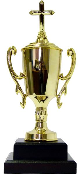 Religion Cross Trophy 355mm