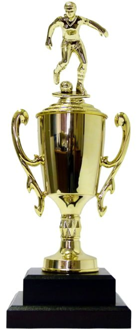 Soccer Female Trophy 365mm