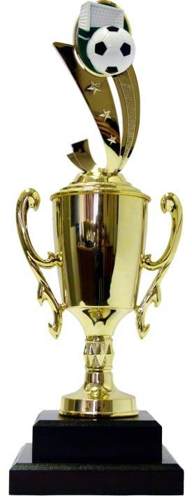 Soccer Sport Scene Trophy 350mm