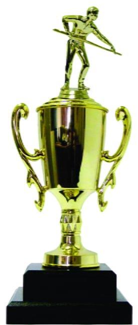 Pool Male Trophy 370mm