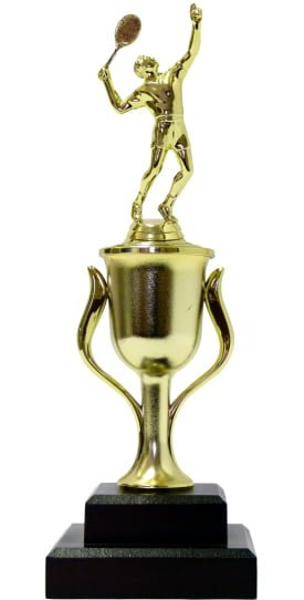 Tennis Male Trophy 305mm