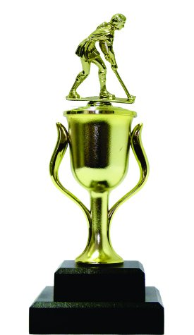 Hockey Female Trophy 285mm