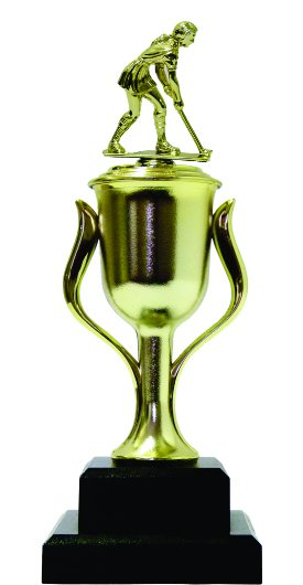 Hockey Female Trophy 320mm