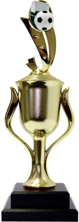 Soccer Sport Scene Trophy 390mm