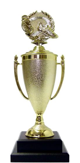 Athletics Trophy Wreath 390mm
