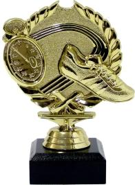Athletics Trophy Wreath 130mm