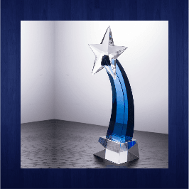 Glass Trophy 260mm