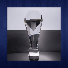 Glass Trophy 280mm