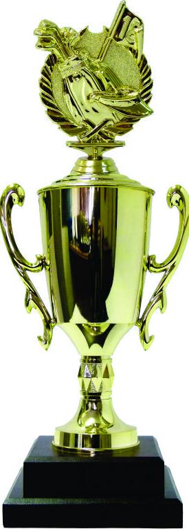 Golf Wreath Trophy 410mm