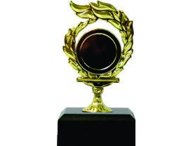 Holder Flame Medal Trophy 105mm