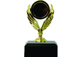 Holder Winged Medal Trophy 95mm