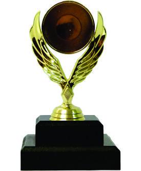 Holder Winged Medal Trophy 175mm