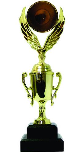 Holder Winged Medal Trophy 265mm