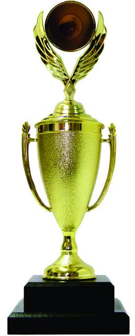 Holder Winged Medal Trophy 365mm