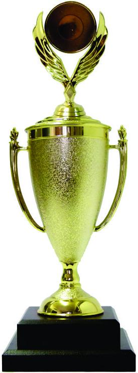 Holder Winged Medal Trophy 405mm