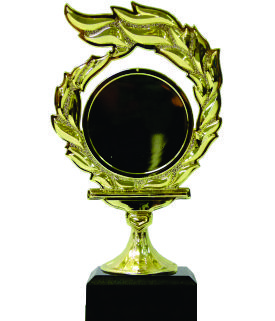 Holder Flame Medal Trophy 165mm