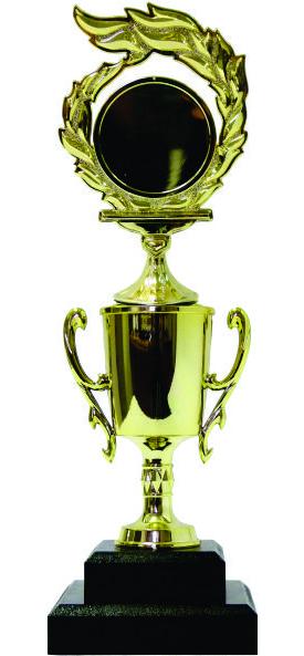 Holder Flame Medal Trophy 300mm