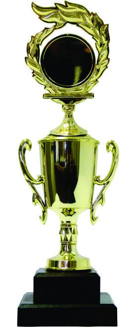 Holder Flame Medal Trophy 340mm