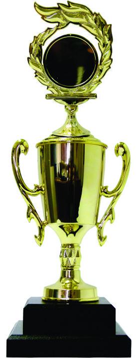 Holder Flame Medal Trophy 380mm