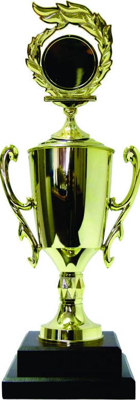Holder Flame Medal Trophy 420mm