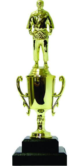 Judo Male Trophy 290mm