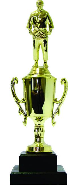 Judo Male Trophy 330mm