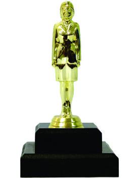 Military Female Trophy 180mm