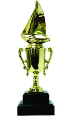 Sailboat Trophy 290mm