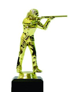 Shooter Trap Female Trophy 160mm