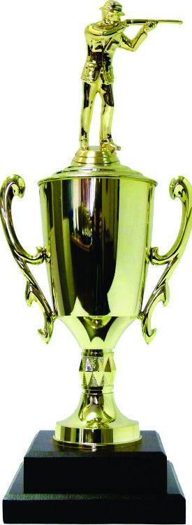 Rifleman Civilian Trophy 405mm