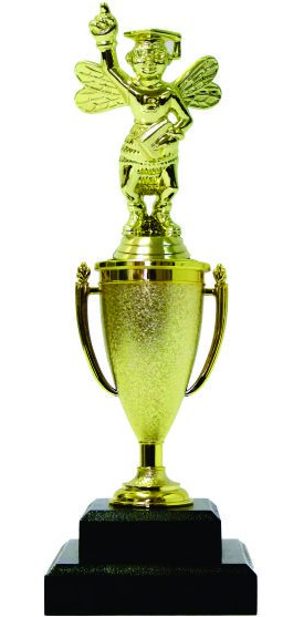 Spelling Bee Trophy 285mm