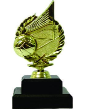 Volleyball Wreath Trophy 180mm