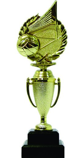 Volleyball Wreath Trophy 270mm