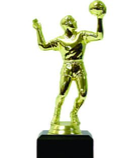 Volleyball Male Trophy 155mm