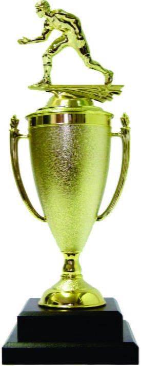 Wrestler All Star Male Trophy 410mm