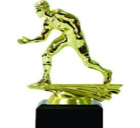 Wrestler All Star Male Trophy 155mm