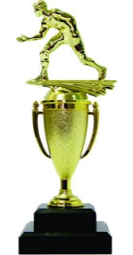 Wrestler All Star Male Trophy 290mm
