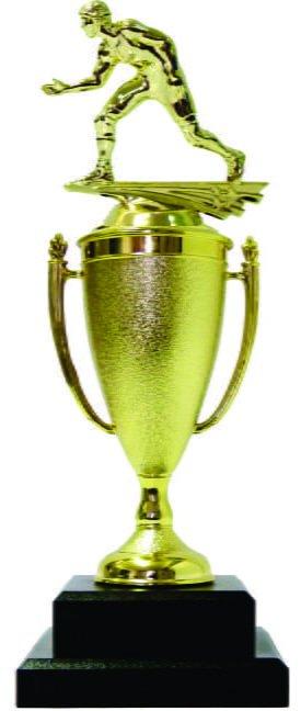 Wrestler All Star Male Trophy 370mm