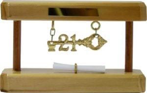 21st Key Medium
