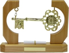 21st Key Large