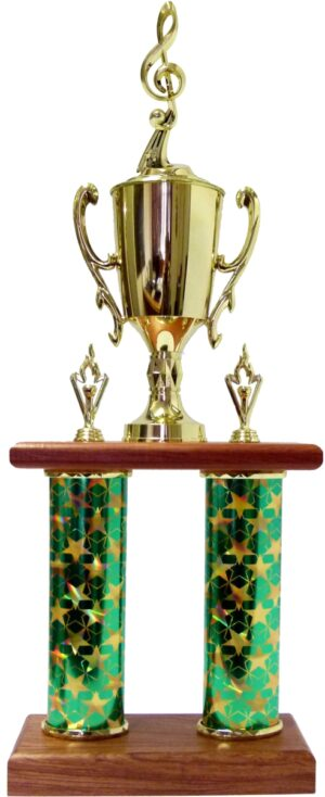 Music All Star Column Trophy 700mm