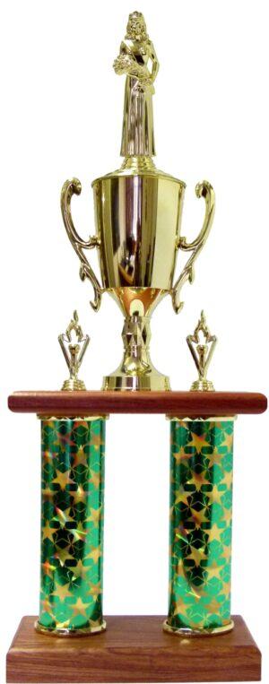 Beauty Queen Column Trophy Female 700mm