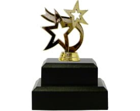 Dancing Star Trophy 115mm
